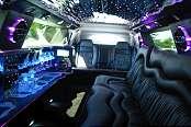 Limo Chrysler White 3