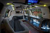 White Excursion Limo 5