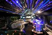 Black Hummer Limousine 3