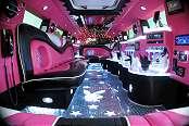 Pink Hummer H3 Limousine - Image 2