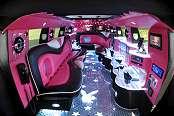 Pink Hummer H3 Limousine - Image 3